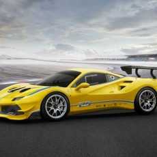 New Ferrari 488 Challenge Unveiled
