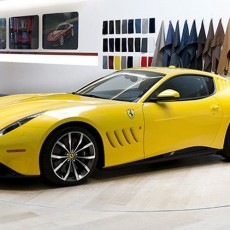 One-off Ferrari SP 275 RW Competizione Revealed