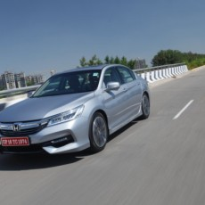 Honda Accord Hybrid First Drive Review – Batteries Included