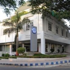 Volkswagen Pune Dealership wins Diamond Pin Award