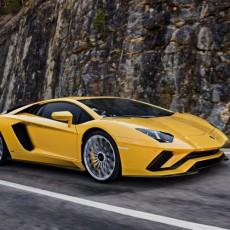 Lamborghini Update Aventador Coupé, Launch New Aventador S