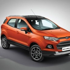 New Ford EcoSport Platinum Edition Launched