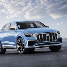 Get In Q: Audi Unveil Q8 Concept