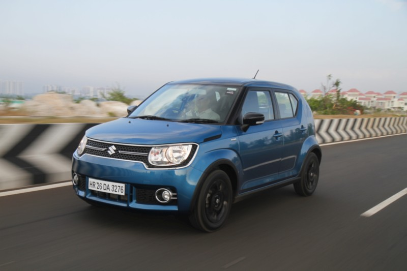 Free Maruti Suzuki Ignis Web With
