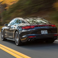 New Porsche Panamera and Sport Turismo Launched in India
