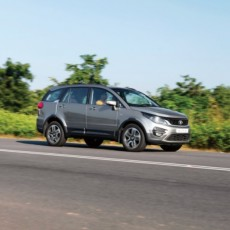 Tata Hexa First Drive Review – Salvio Hexa