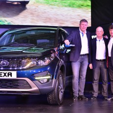 Tata Hexa Launched at Rs 11.99 lakh