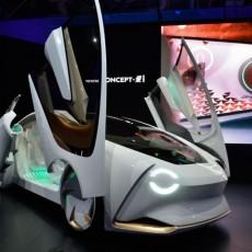 Consumer Electronics Show 2017: Auto Headlines