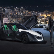 Margot Robbie is the new face of Nissan EV