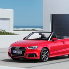 New A3 Cabriolet launched in India