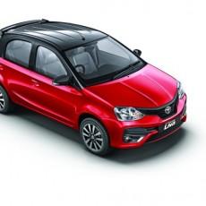 Toyota Launch New Dual-Tone Etios Liva