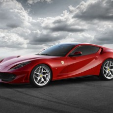 Super-fast: New Ferrari 812 Superfast Unveiled
