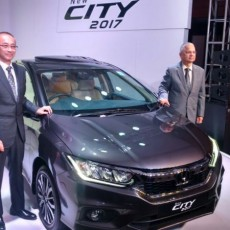 New 2017 Honda City Launched