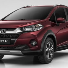 Honda WR-V Set To Launch Next Month