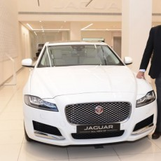 Jaguar XF Now Manufactured In India