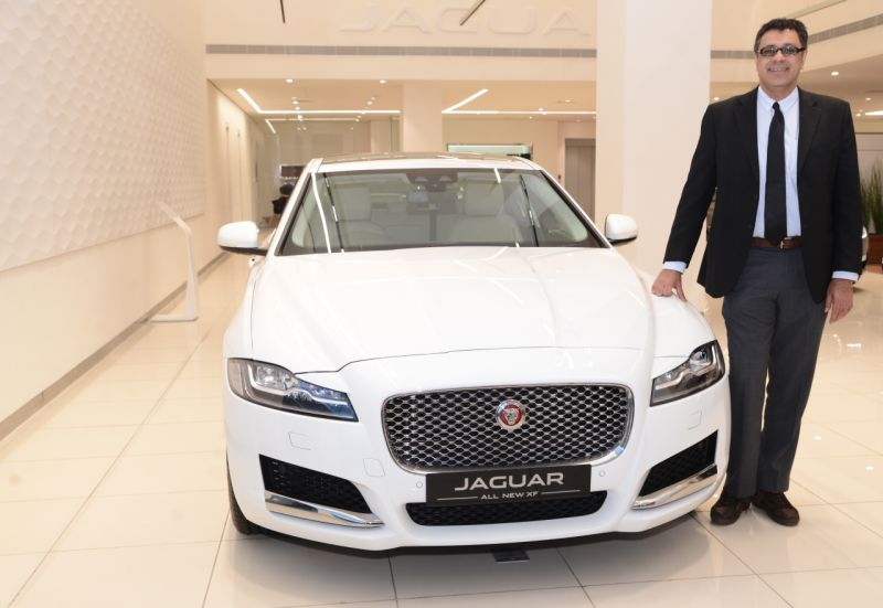 Jaguar Xf Now Manufactured In India Car India