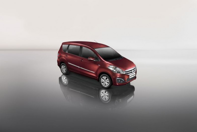 Maruti Suzuki Launch Ertiga Limited Edition