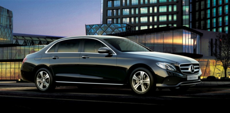 Mercedes-Benz E-Class L Launched - Car India