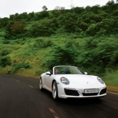 Porsche 911 Carrera S Cabriolet Road Test Review – Hold On for a Drehmoment