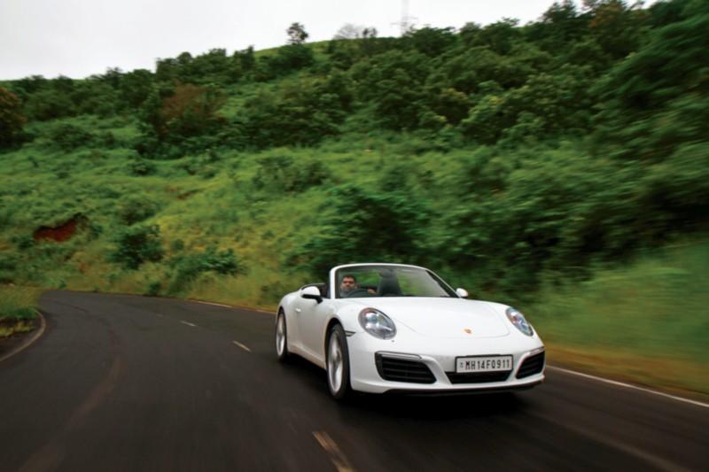 Porsche 911 Carrera S Cabriolet 991.II 1 web