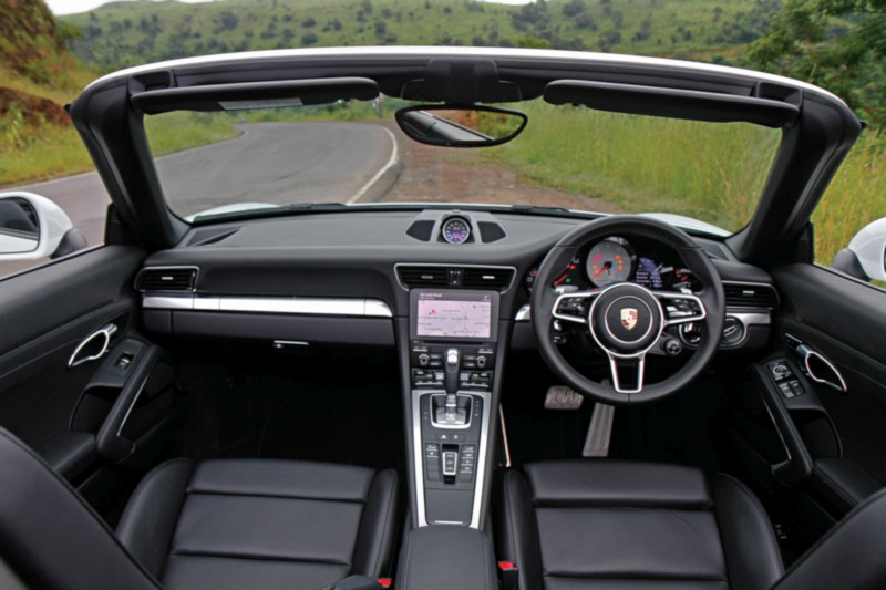 Porsche 911 Carrera S Cabriolet 991.II 3 web