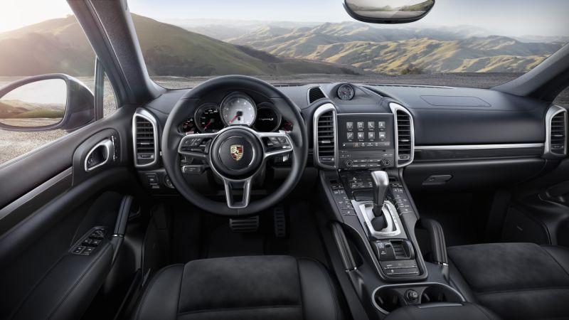 Porsche Cayenne S Platinum 2-Web