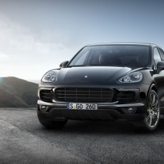 Porsche Launch Cayenne S Platinum Edition Range
