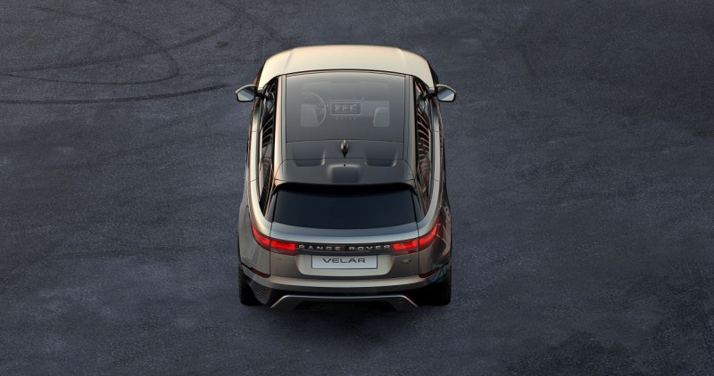 Range Rover Velar to be Unveiled on March 1