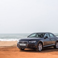 New Audi A4 35 TDI Launched