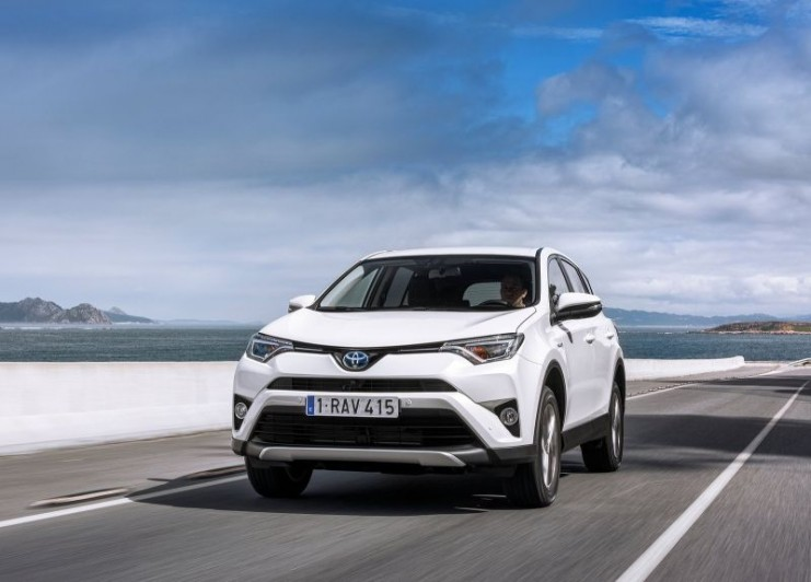 Toyota Hybrid Vehicles Sales Cross 10 Million Units
