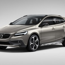 Volvo V40 Cross Country T4 AWD Introduced