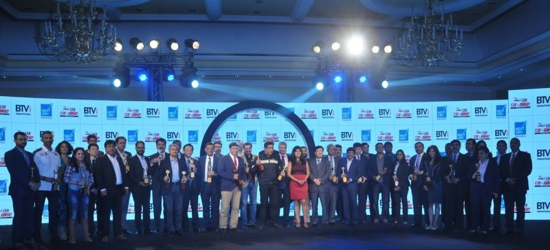 Winners Announced for the Auto Show Car India and Bike India Awards 2017