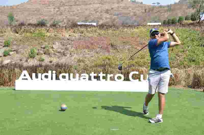 Indian Edition of Audi quattro Cup Set to Tee Off