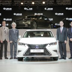 Lexus launch announced – the brand finally makes India bow