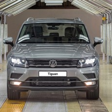 Volkswagen Tiguan Within Sight