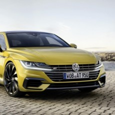 Geneva Motor Show 2017 – Volkswagen Unveil new flagship Arteon