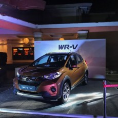 Countdown to the Launch of the New Honda WR-V