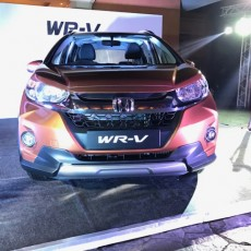 Honda WR-V crossover: Specs, features and launch date