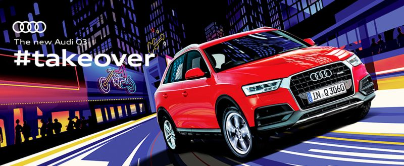 New Audi Q3 TFSI petrol launched in India