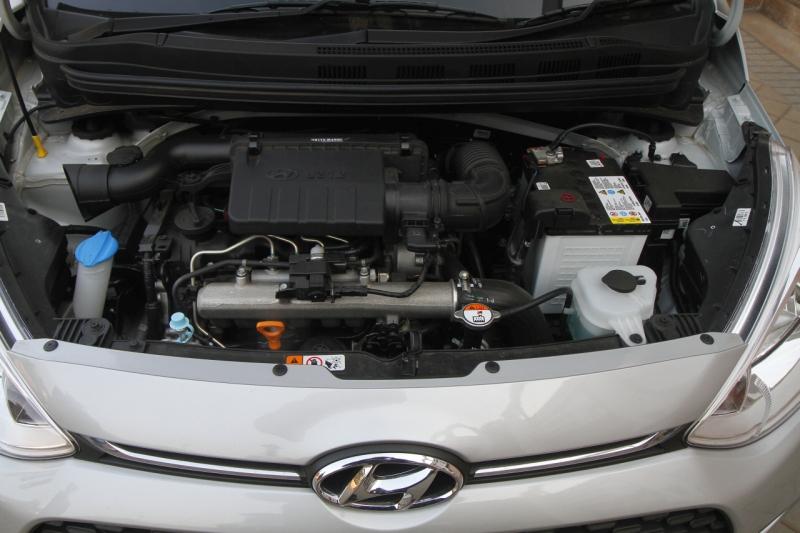 Car India 2017 Hyundai Grand i10 road test review web 4