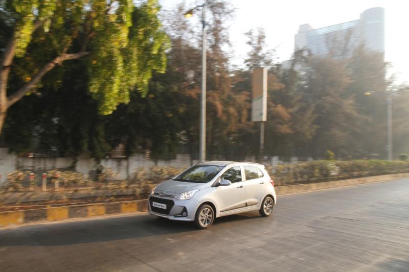Car India 2017 Hyundai Grand i10 road test review web 7