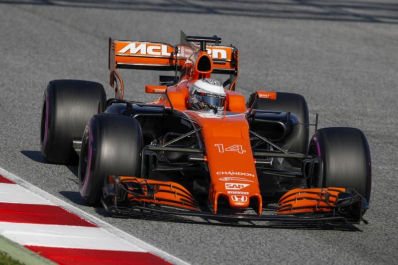 Fernando Alonso McLaren Honda F1 web