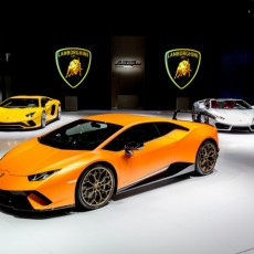 Geneva Motor Show 2017 – Lamborghini Huracán Performante