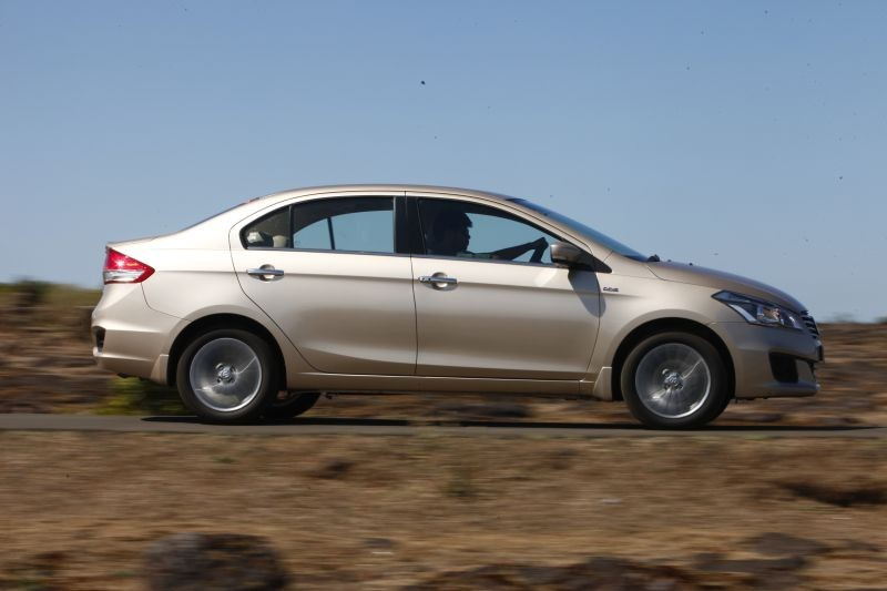Maruti Suzuki Ciaz now exclusively through Nexa