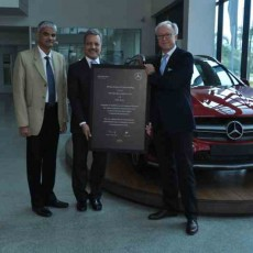 Mercedes-Benz Launch Green Initiative