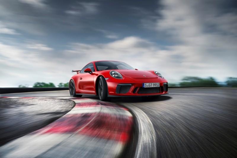 Porsche 911 GT3 2018 Geneva 1 web