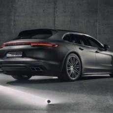 Geneva Motor Show 2017 – Porsche Panamera Sport Turismo