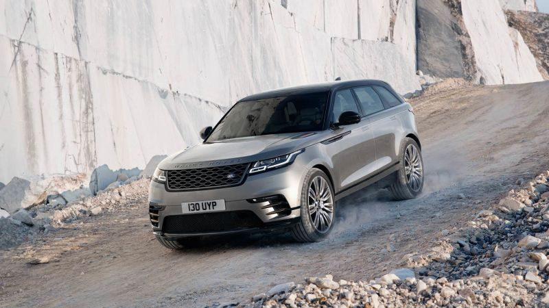 Range Rover Velar Unveiled