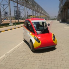 #MakeTheFuture – Shell Technology Centre Opens; Concept Car Driven