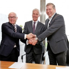 Tata Motors sign MoU with Volkswagen, Škoda for JV projects